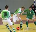Воспитанники школ-интернатов сыграют в мини-футбол