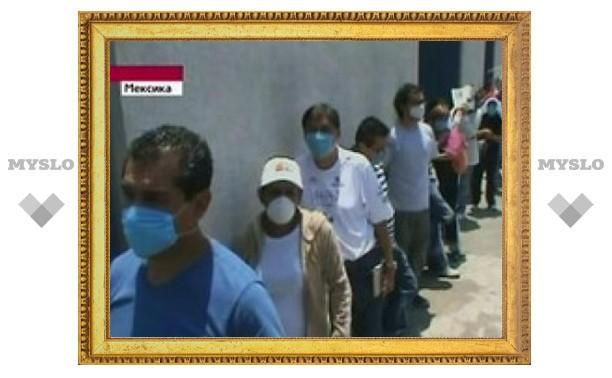 Вирус гриппа А/H1N1 становится агрессивнее