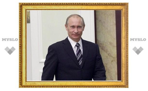 Путин даст Тульской области 7,5 миллиона рублей