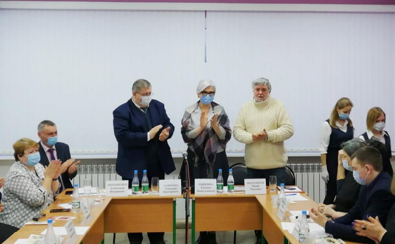 В Чекалине обсудили подготовку к 80-летию обороны Тулы