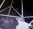 Полиция разыскивает похитителя кабеля с вышек связи сотовых компаний