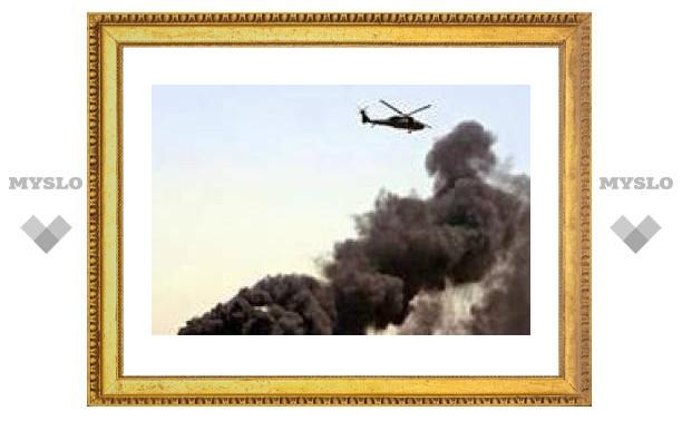 """""""Аль-Каеда"""" приписала себе очередное крушение американского вертолета в Ираке"""