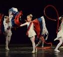 В Туле состоялся хореографический фестиваль «Притяжение»