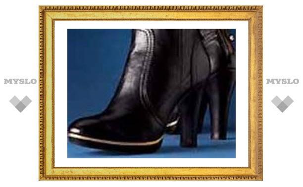 Модная обувь осени 2007