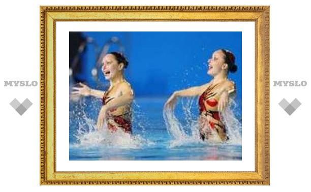 Дуэт синхронисток принес сборной России пятое золото чемпионата мира