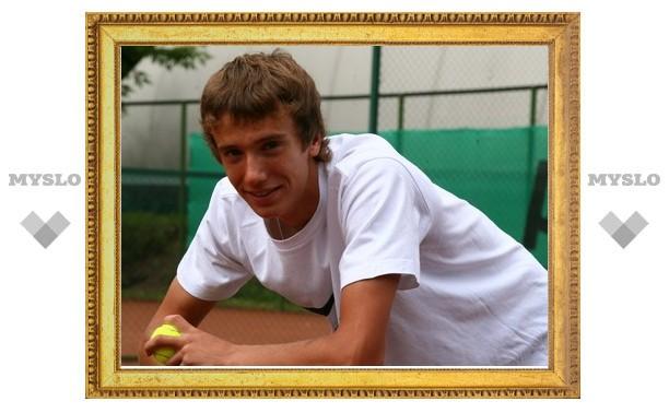 Андрей Кузнецов вышел во второй круг Challenger