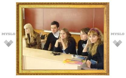 В Туле начала работу школьная Дума