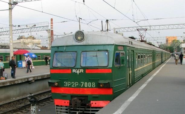 Власти Тульской области планируют отменить пятничный экспресс «Москва-Тула»