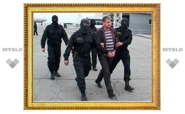 В Хабаровске арестован криминальный авторитет Краб