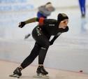 Туляк занял третье место на соревнованиях по конькобежному спорту в Подмосковье