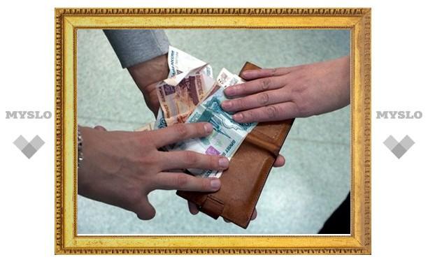 Тульская чиновница, присвоившая 111 тысяч рублей, заплатит штраф в 30 тысяч
