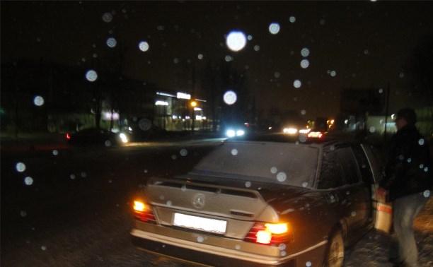 В Тульской области на выходных в ДТП погибли два пешехода