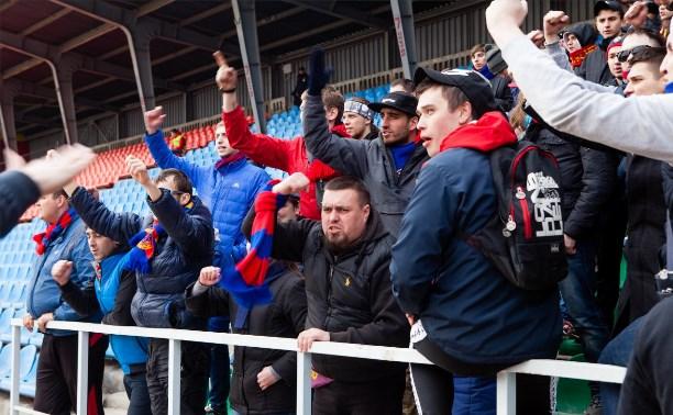 ЦСКА оштрафовали на 200 тысяч за оскорбление РФС на матче с «Арсеналом»