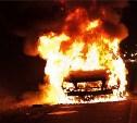 В Ефремовском районе мужчина сгорел в собственном автомобиле, возвращаясь с сельской дискотеки
