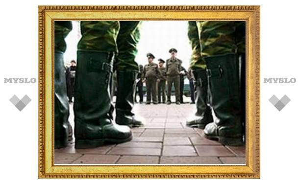 В Туле командир роты «крышевал» десантников