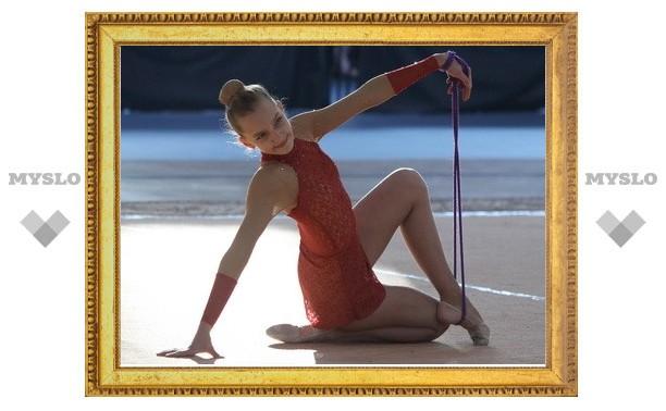 Тулячки стали лучшими гимнастками России