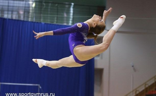 Тульская гимнастка Ксения Афанасьева завершает карьеру