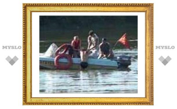 На выходных в Тульской области утонули три человека
