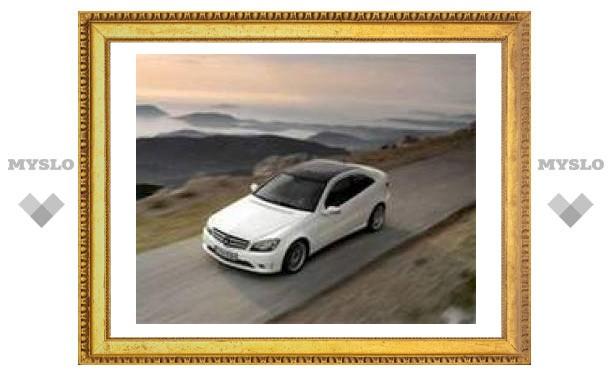 Mercedes представил новое спортивное купе CLC