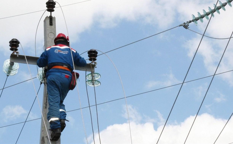 В Тульской области полностью восстановили электроснабжение