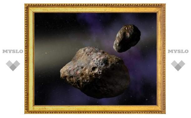 Земля разминулась с неизвестным астероидом