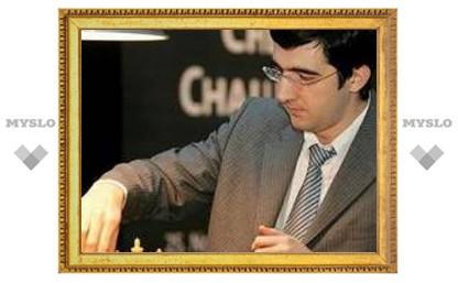 Владимир Крамник победил на супертурнире в Дортмунде