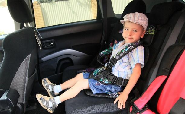 За 2015 год больше 140 детей пострадали в ДТП на тульских дорогах