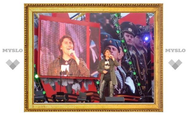 Москвичи пели вместе с Цветаевым!