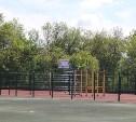 В Туле открылся гимнастический городок
