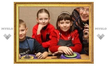 Юные скульпторы из Новомосковска стали призерами России