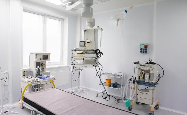 В тульских больницах на ИВЛ находятся 20 больных коронавирусом