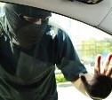 В Черни у семейной пары из Москвы украли вещи из авто, пока они собирали боярышник
