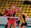 Волейболистка Анастасия Щуринова покинула «Тулицу»