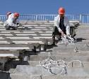 Алексей Дюмин поручил отремонтировать трибуны кимовского стадиона