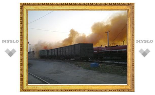 МЧС справилось с утечкой брома в Челябинске
