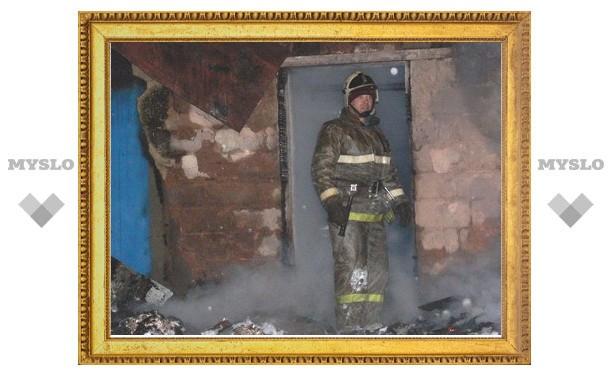 За двое суток в Тульской области в огне погибли 11 человек