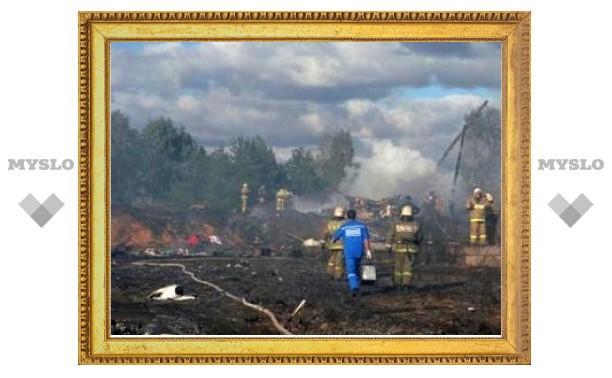 Выживший при крушении Як-42 рассказал об авиакатастрофе