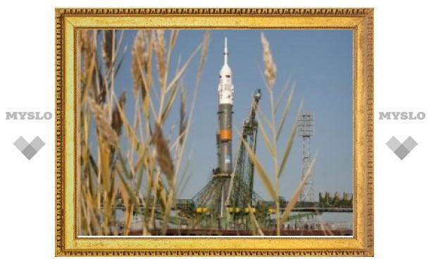 """Космический корабль """"Юрий Гагарин"""" стартовал к МКС"""