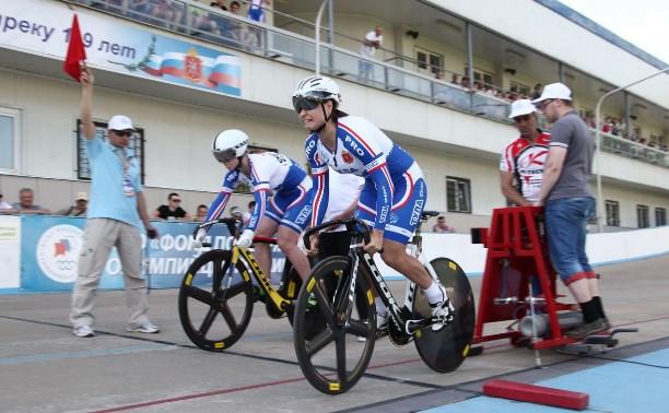 Тульские велосипедисты едут на Олимпиаду-2016