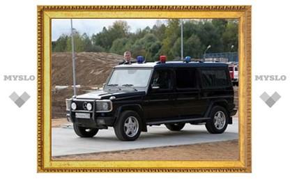 ФСО понадобились личные автомобили россиян