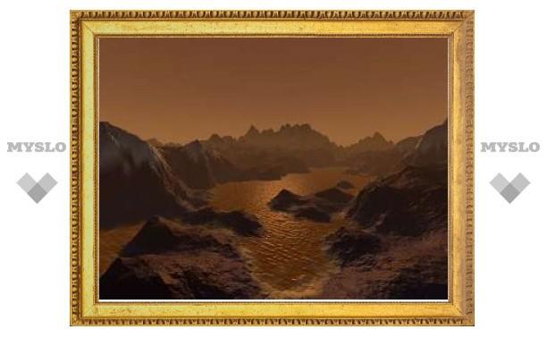 На экваторе Титана впервые за семь лет пошел дождь