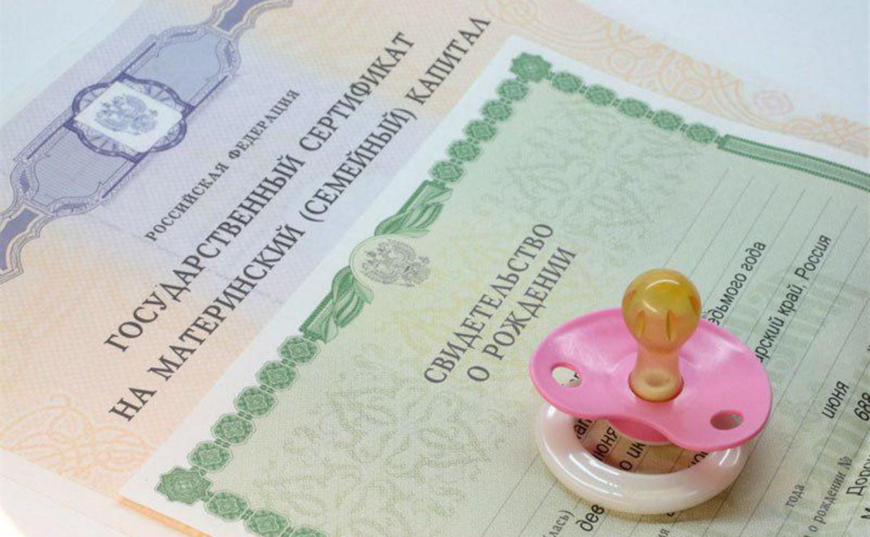 В России предложили вдвое ускорить выдачу сертификатов на материнский капитал