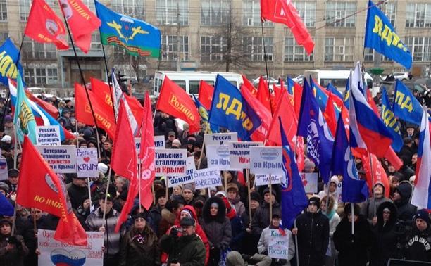 ЛДПР: «Крым, добро пожаловать домой!»