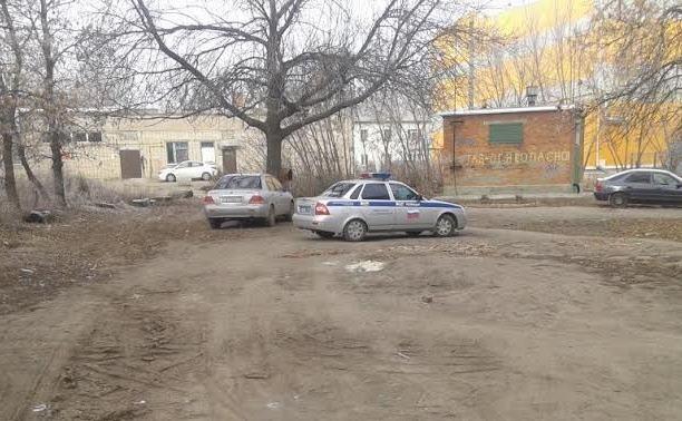 В Новомосковске водитель сбил школьника и уехал с места аварии