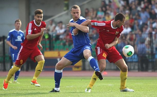 Тульский «Арсенал» победил «Сибирь» со счетом 2:0!