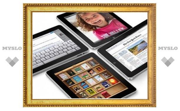 Японский блог рассказал о следующем iPad
