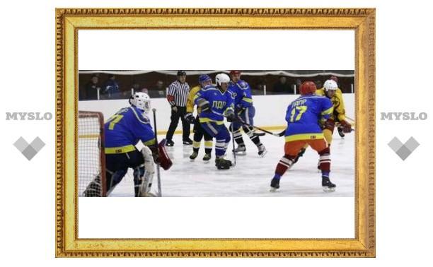 В Туле открылся хоккейный сезон