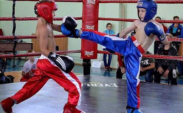 В Щекинском районе пройдёт межрегиональный турнир по кикбоксингу