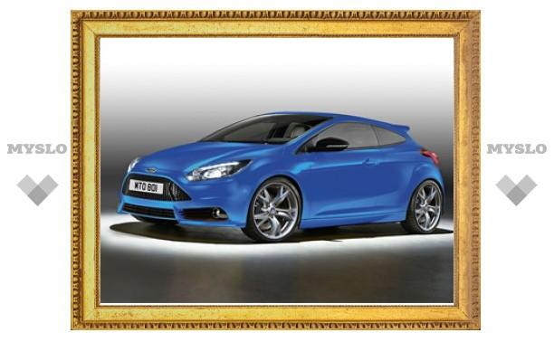 Вместо трехдверки Focus компания Ford будет выпускать псевдокупе