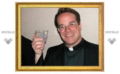 Шведский пастор совершил отпевание в пьяном виде